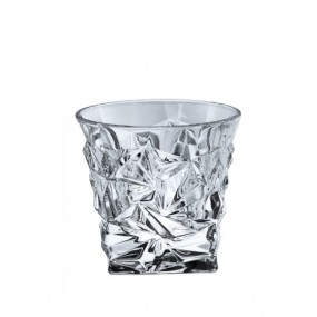 Set Pahare din cristal pentru whisky Glacier