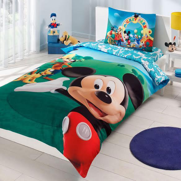 Lenjerii pat copii disney