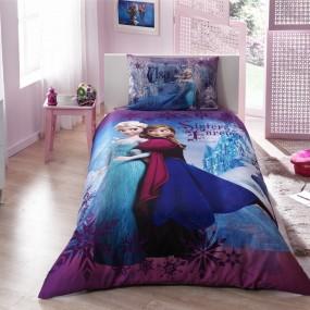Lenjerie de pat copii TAC Disney - FROZEN