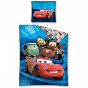 Lenjerii de pat CARS - CARS BLUE