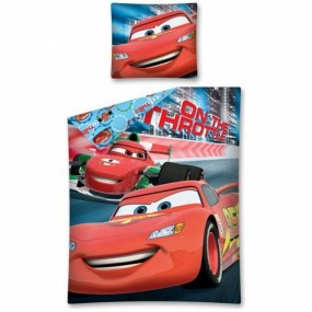 Lenjerii pat CARS - CARS ZOOM