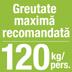 Saltele pat greutate maxima recomandata 120 kg