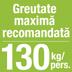 Saltele pat greutate maxima recomandata 130 kg